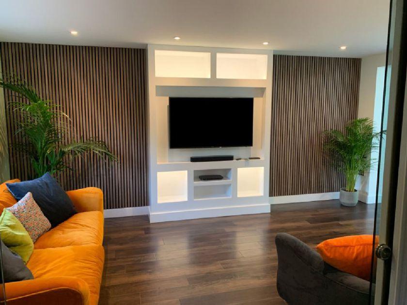 wooden-acoustic-slat-wall-panels-tv-wall-idea